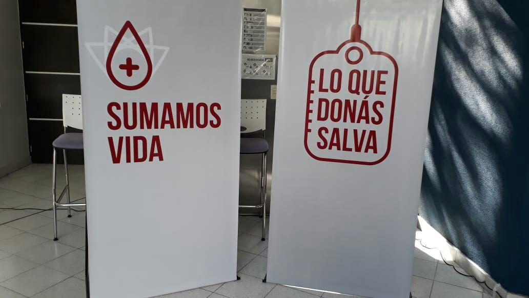 Campaña Doná Sangre