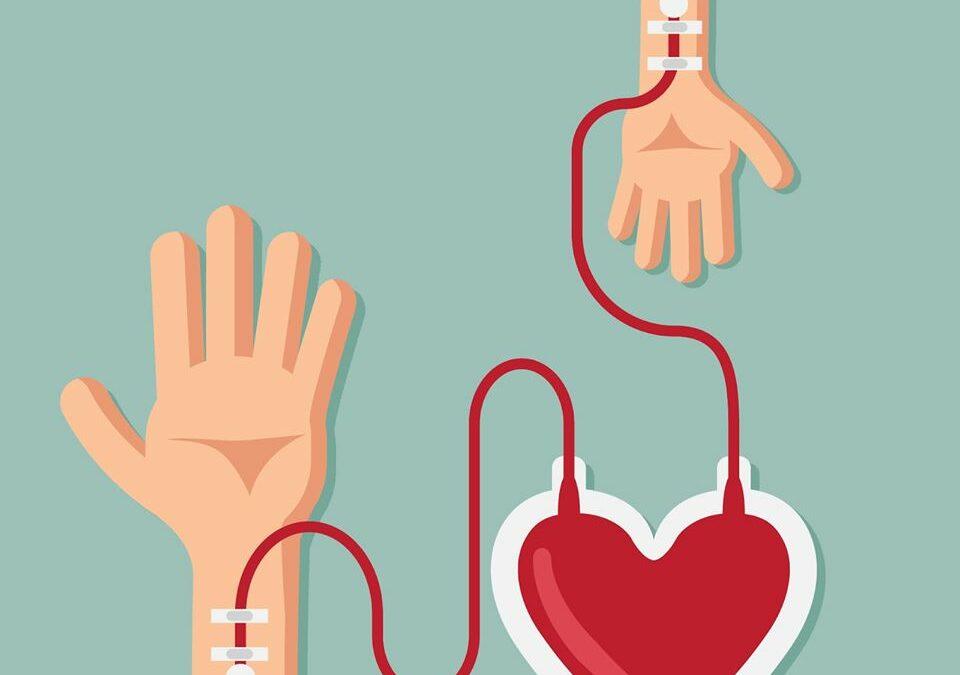 Día Nacional del Donante Voluntario de Sangre