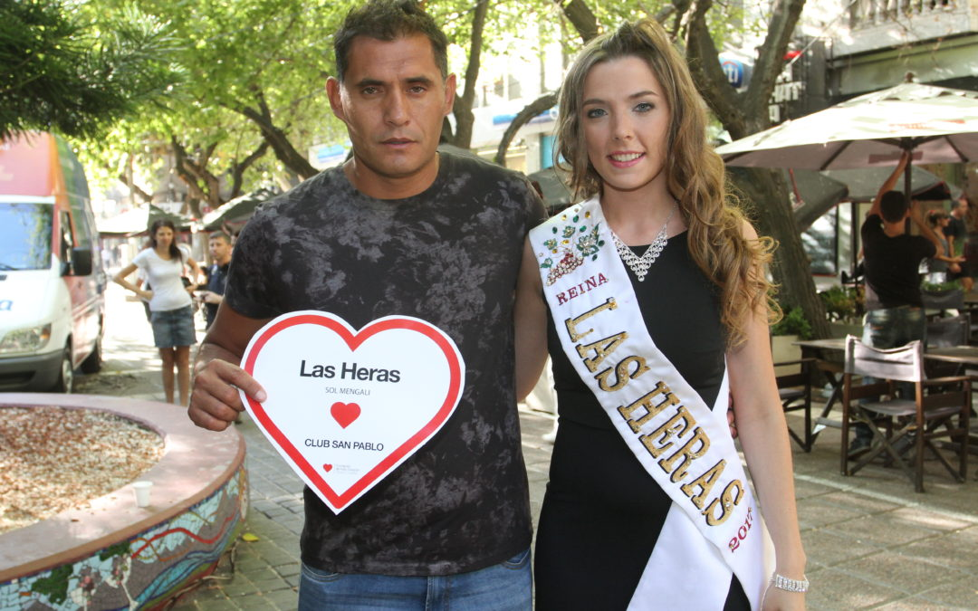 Las Heras – Club San Pablo.