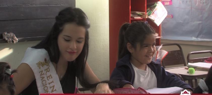 Junín – Escuela 1-043 Domingo Moises Lucero.