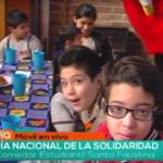 Campaña de Solidaridad.